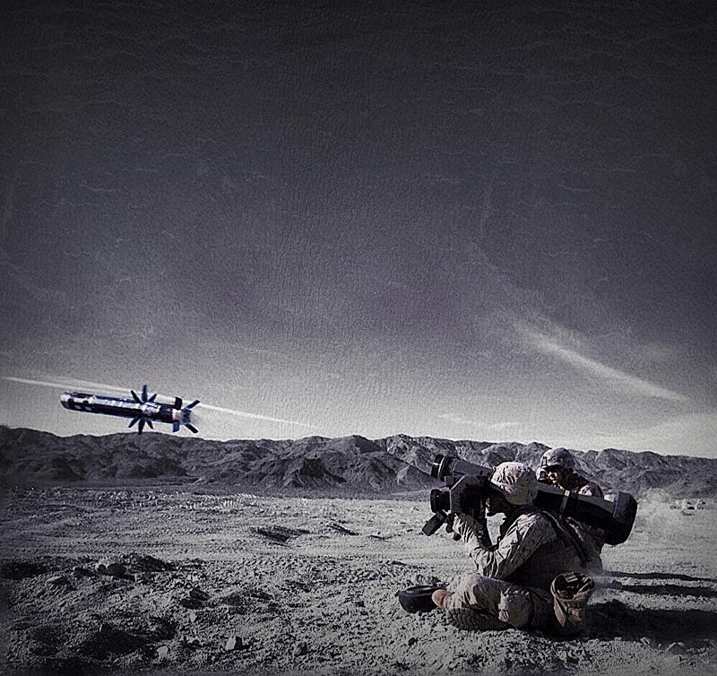 Before I Die... fire a FGM-148 Javelin missile /// Vinjabond