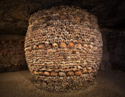 - The Death Pillar of The Catacombs of Paris -