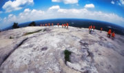 Stone Mountain of Georgia, USA /// Vinjatek