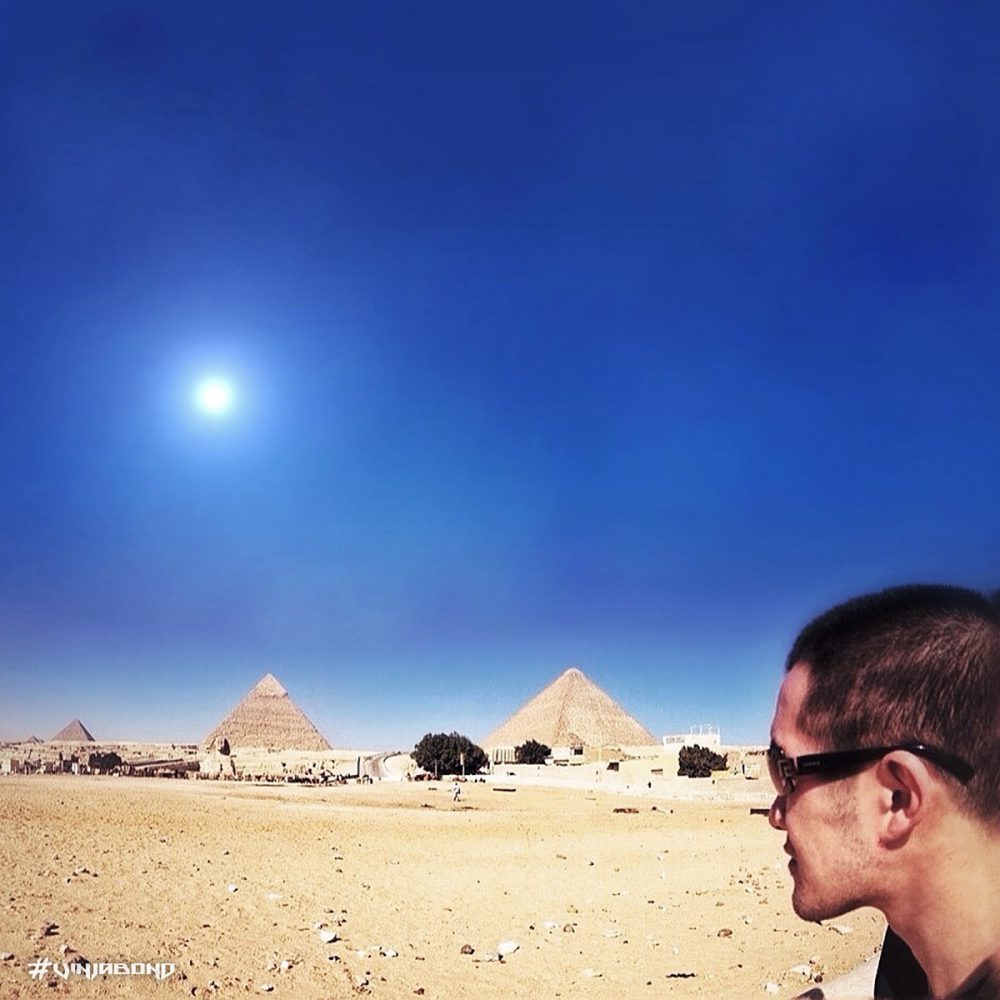 A Day in The Life of a Vagabond: Giza /// Vinjabond