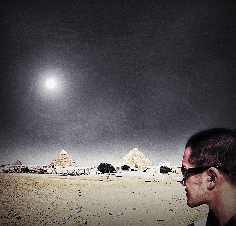 A Day in The Life of a Vagabond: Cairo and Giza /// Vinjabond