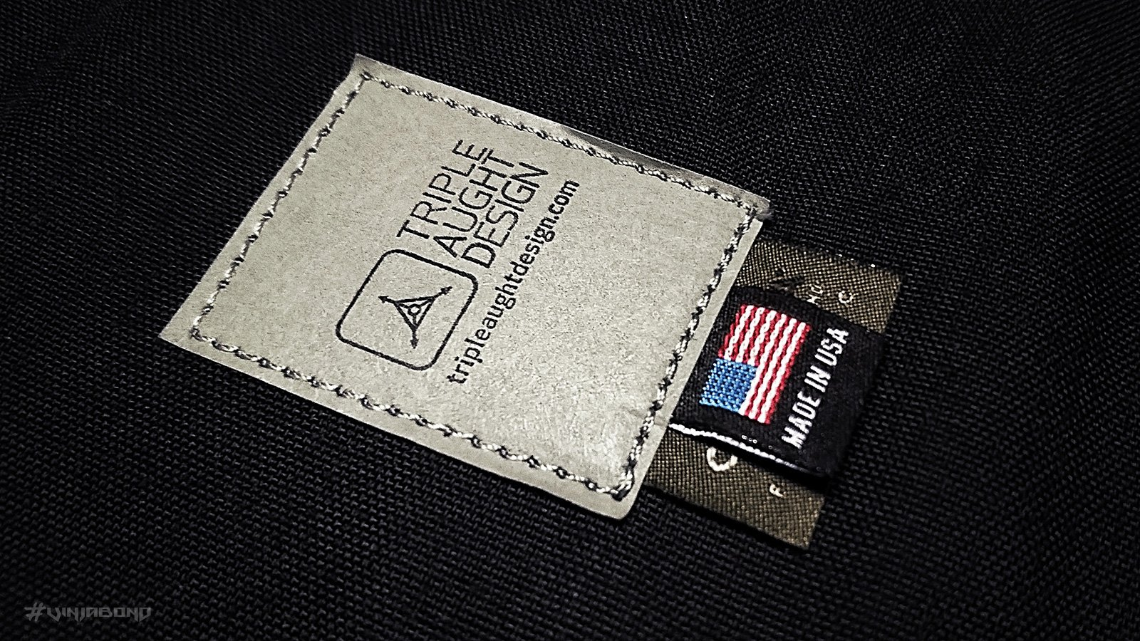 - FAST Pack EDC Backpack Tags -
