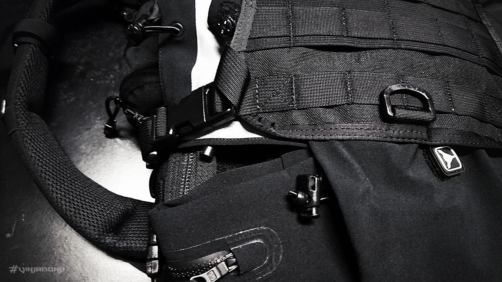 - Transporter Tail w/ Stealth Hoodie LT Jacket -