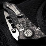 Guardian Tactical Helix Nano Knife /// Front View