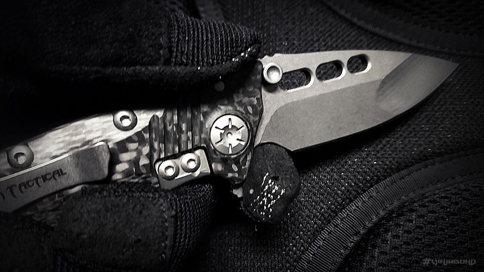 Guardian Tactical Helix Nano Knife // High Choke Grip