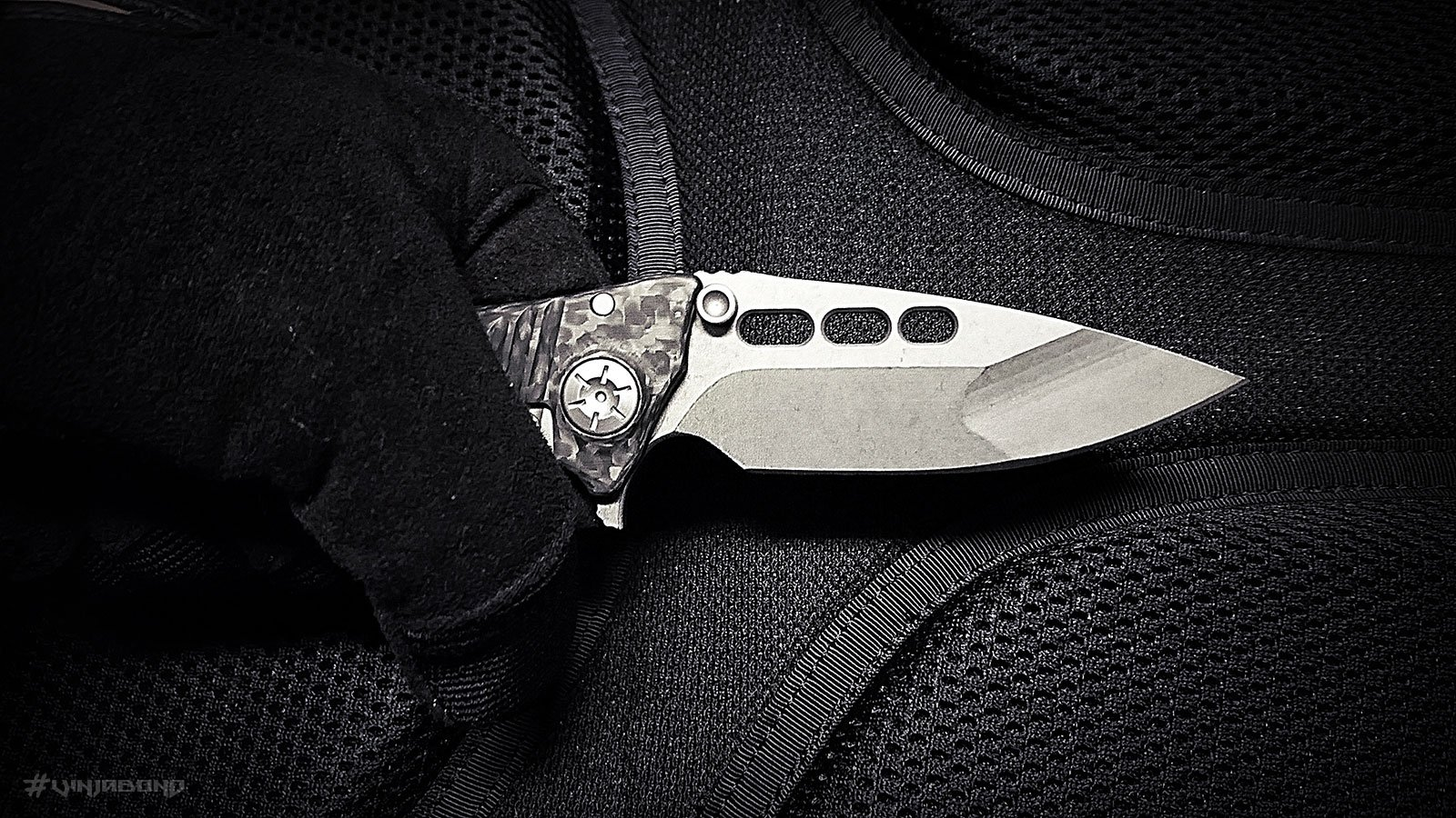 Guardian Tactical Helix Nano Knife // Forward Grip