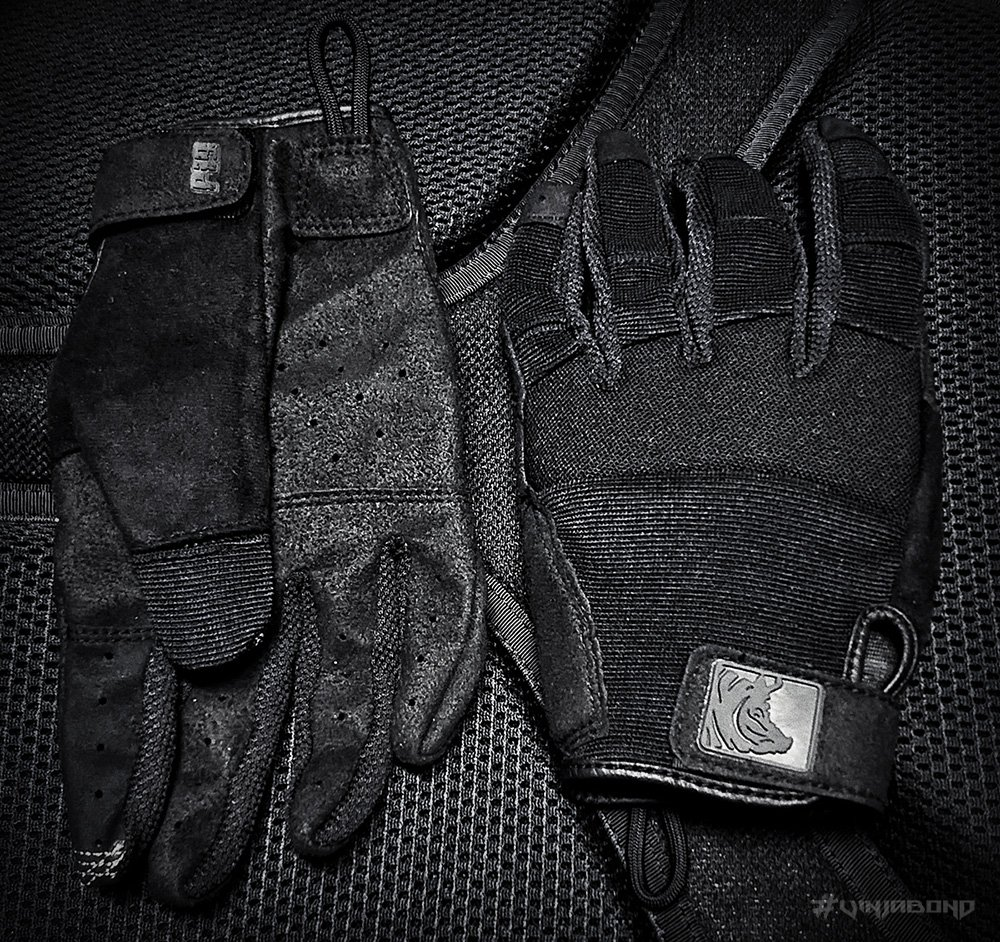 PIG Gloves: Full Dexterity Tactical (FDT) Alpha Touch /// Vinjabond
