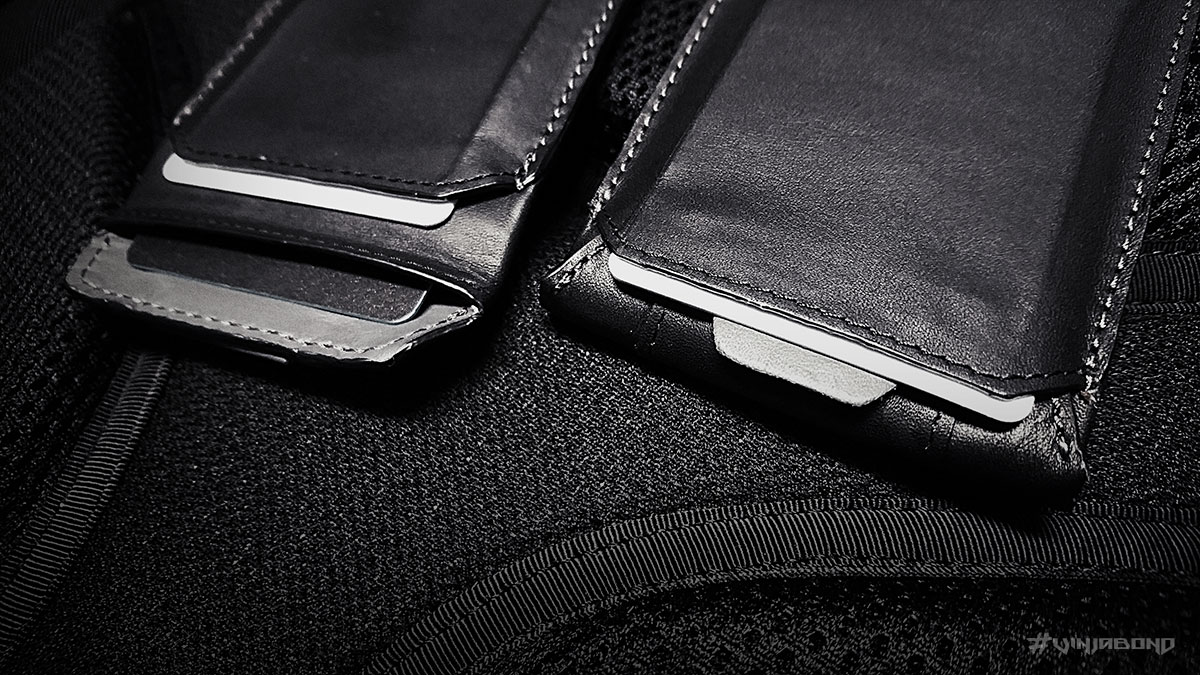 Dual Main Compartments //