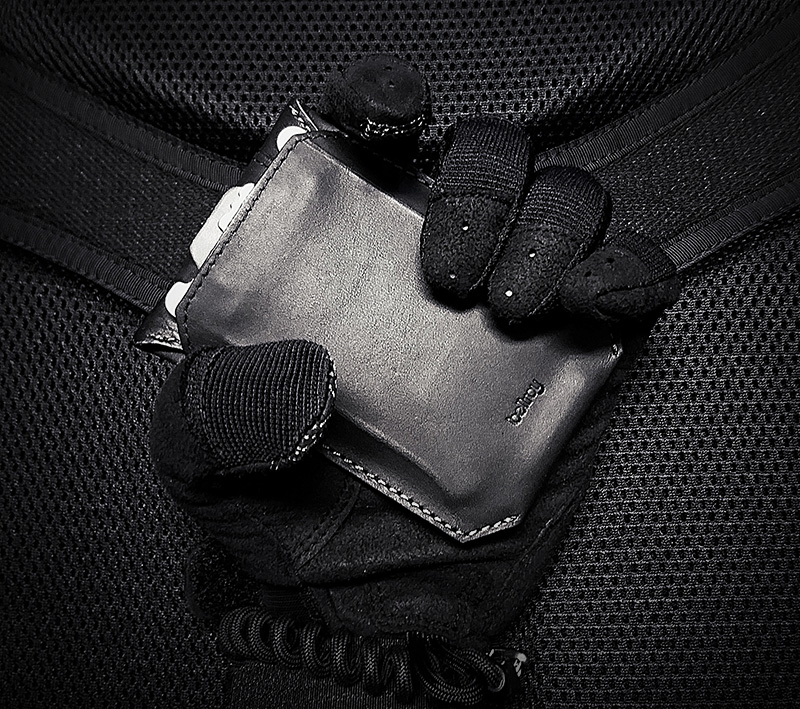 Bellroy Elements Sleeve Wallet /// Vinjabond