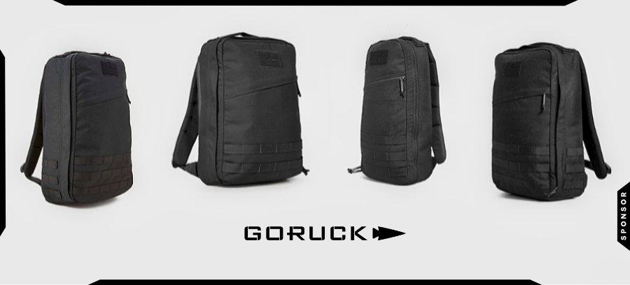 SPN /// Goruck