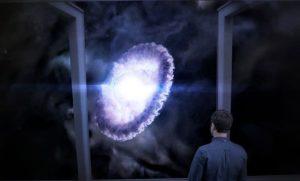 Fictional Places // Big Bang Observation Deck