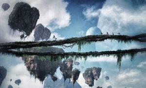 Fictional Places // Pandora