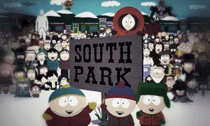 Fictional Places // South Park