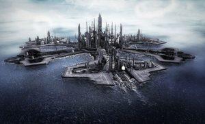Fictional Places // Stargate Atlantis