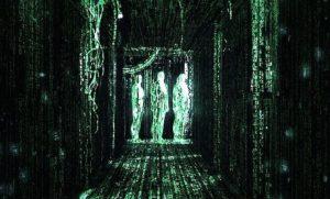Fictional Places // The Matrix
