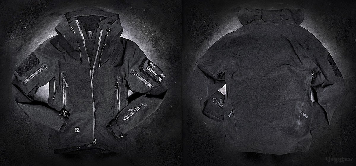 Stealth Hoodie LT Jacket by Triple Aught Design /// Vinjatek