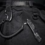 EDC Pocket Tether // Knife