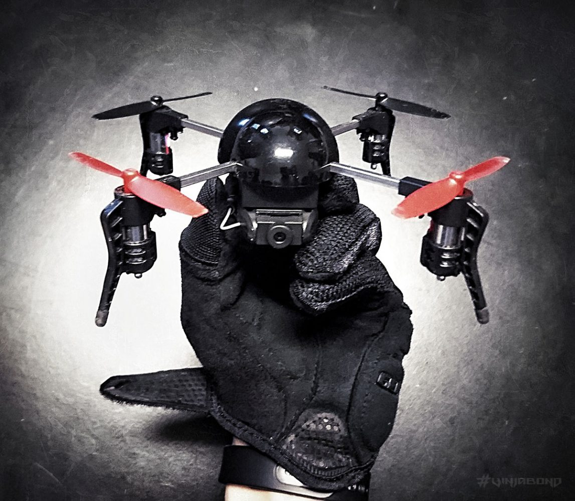 Micro Drone 3.0 Review /// Vinjabond
