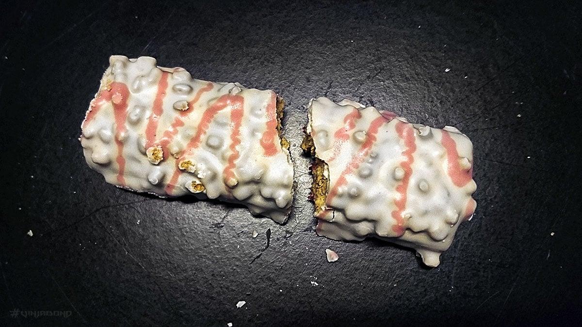 Combat Crunch Protein Bar /// Vinjabond