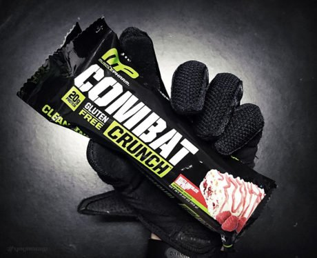 Combat Crunch Protein Bar /// Vinjatek