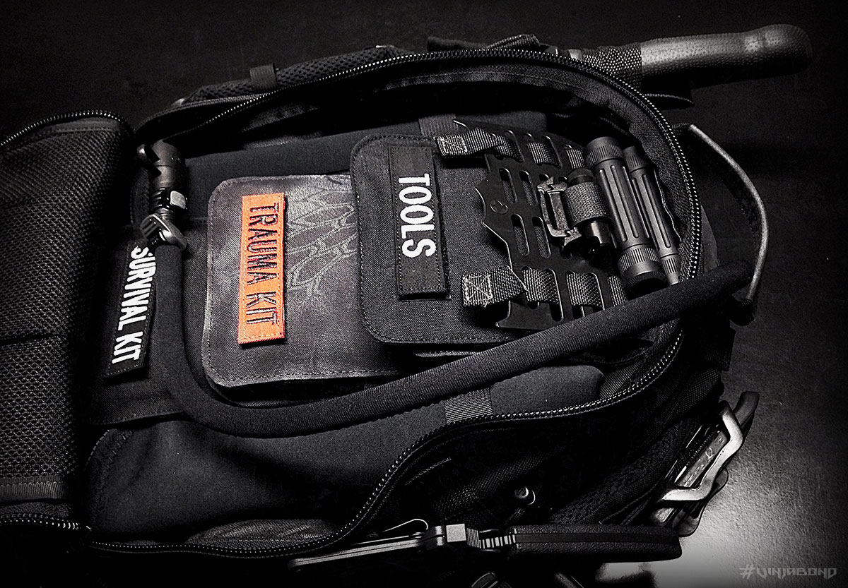 The Go-Bag Concept /// Vinjatek