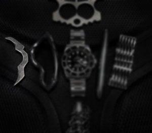 Black Tie Event EDC Kit: Stealth Response Knife /// Vinjabond