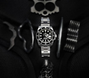Black Tie Event EDC Kit: Rolex Submariner Date /// Vinjabond