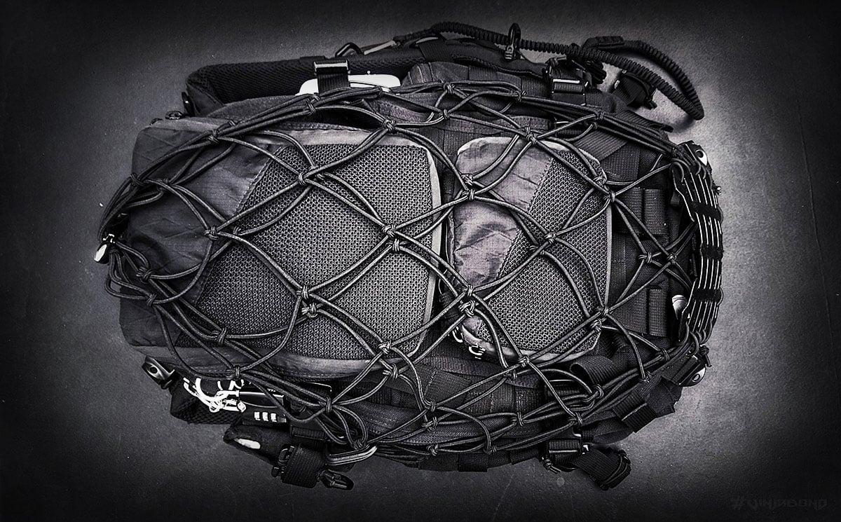 The VINJABOND Backpack Setup Guide: The Net