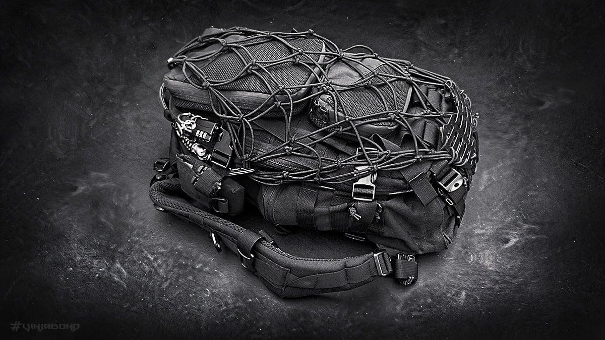 The VINJABOND Backpack Setup Guide: The Concept