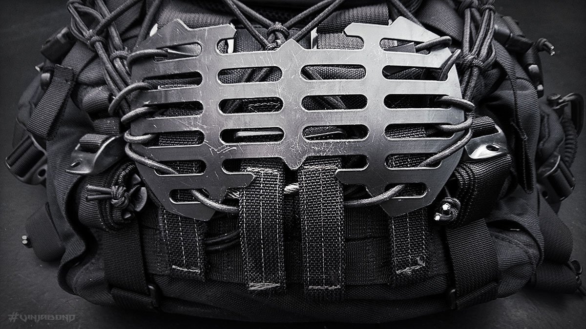 The VINJABOND Backpack Setup Guide: The Guard