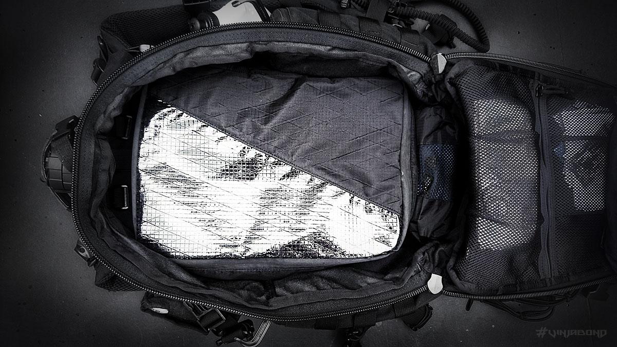 The VINJABOND Backpack Setup Guide: The Base