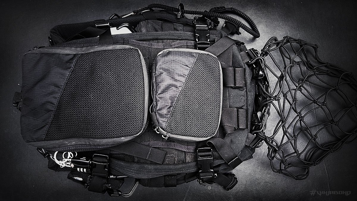 The VINJABOND Backpack Setup Guide: The External