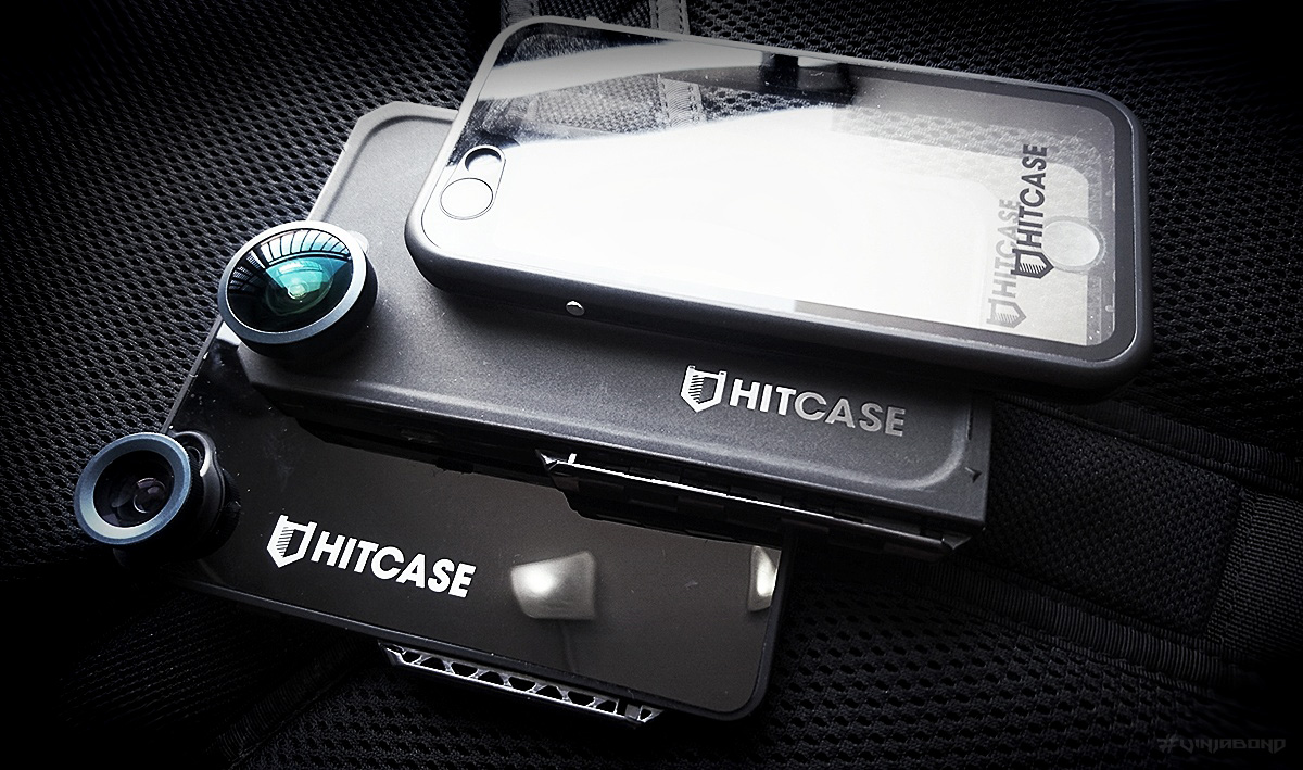 HITCASES: Shield, Pro and Snap ///