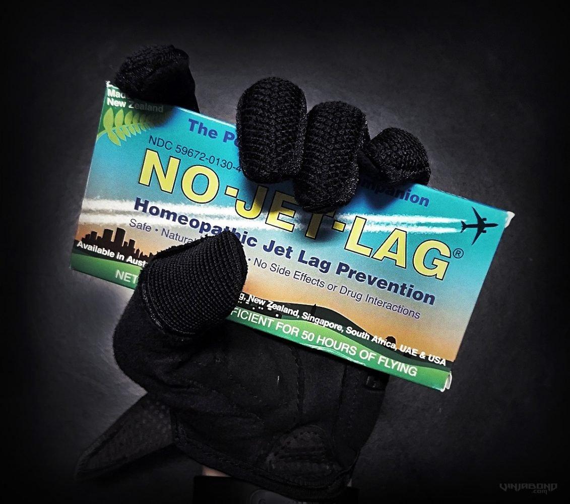 No-Jet-Lag Pills /// VINJABOND