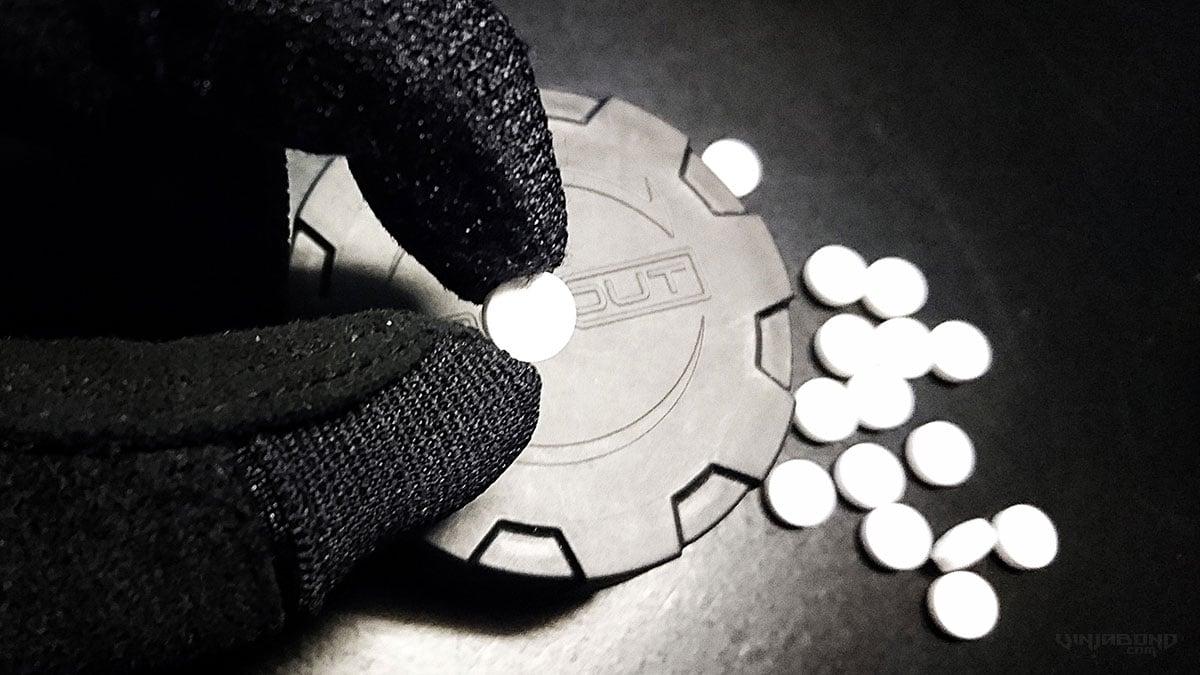 No Jet Lag Pills Drug Facts ///
