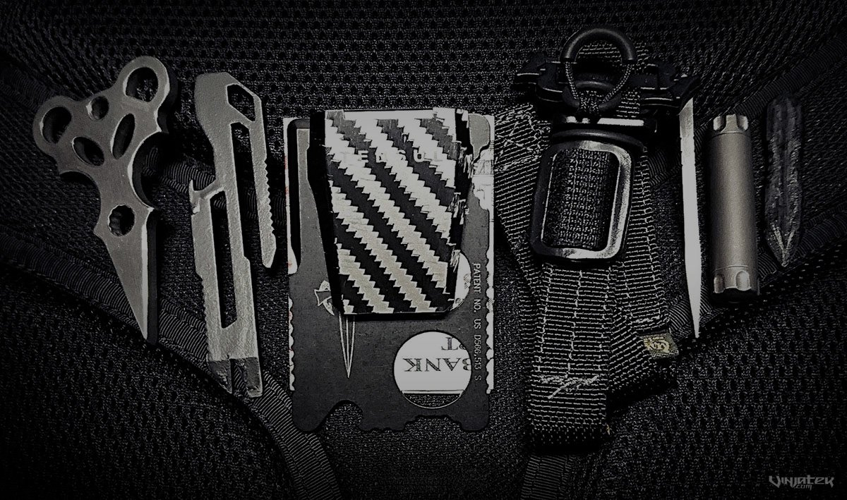 """Special Circumstance and Improvisational Weaponology EDC /// Vinjatek"