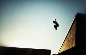 PARKOUR: Skills to be a Masterful Man /// VINJABOND