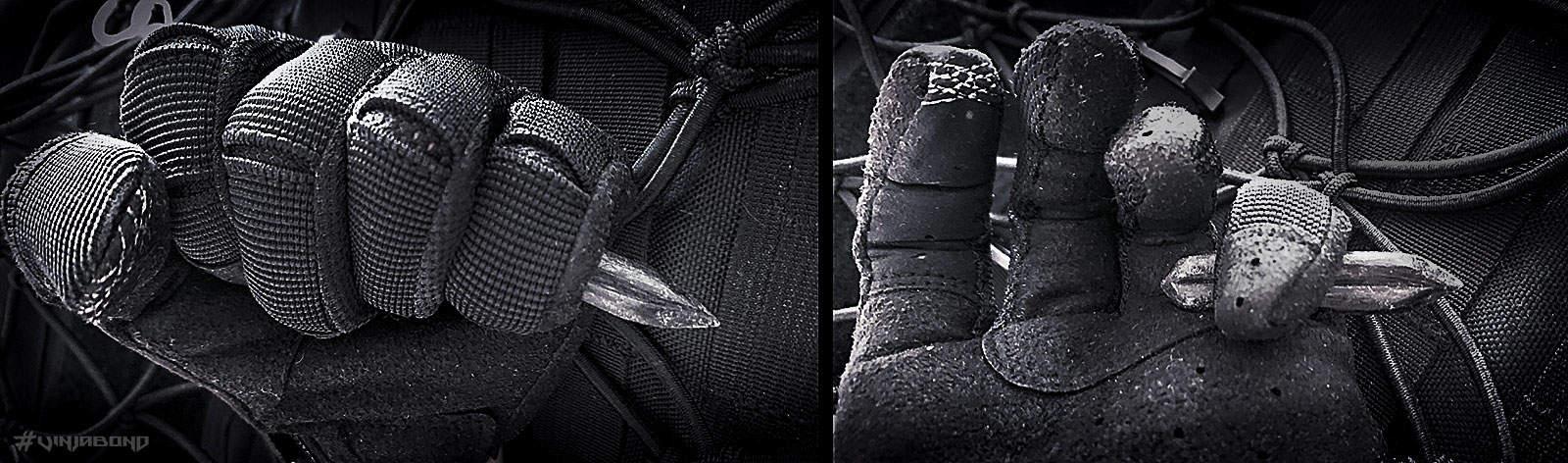 Carbon Fiber Dagger Grip /// VINJABOND