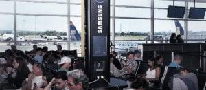 Airport Charging Station /// VINJABOND