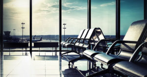Airport Seating /// VINJABOND