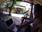 Eco Hostel at Gili Meno Island, Indonesia /// Vinjatek