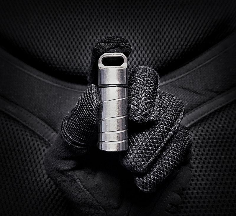 The Tin Mill Key Safe /// VINJABOND