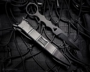 CQC EDC /// Benchmade SOCP Dagger