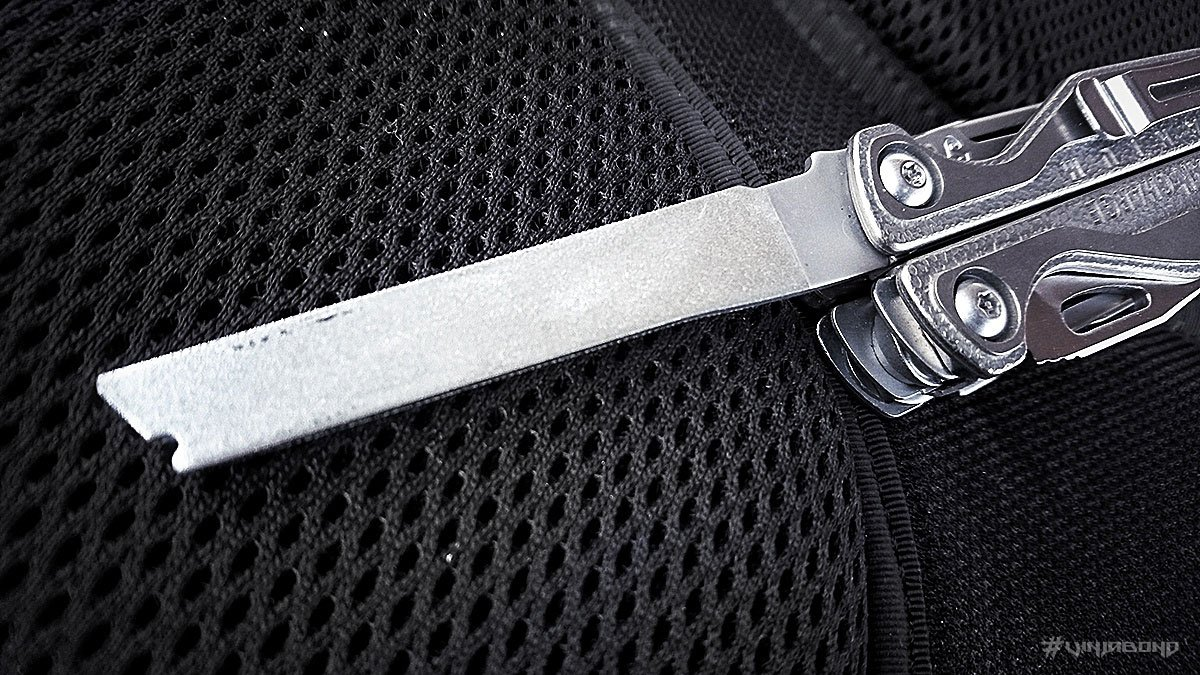 Leatherman Charge TTi Files /// VINJABOND