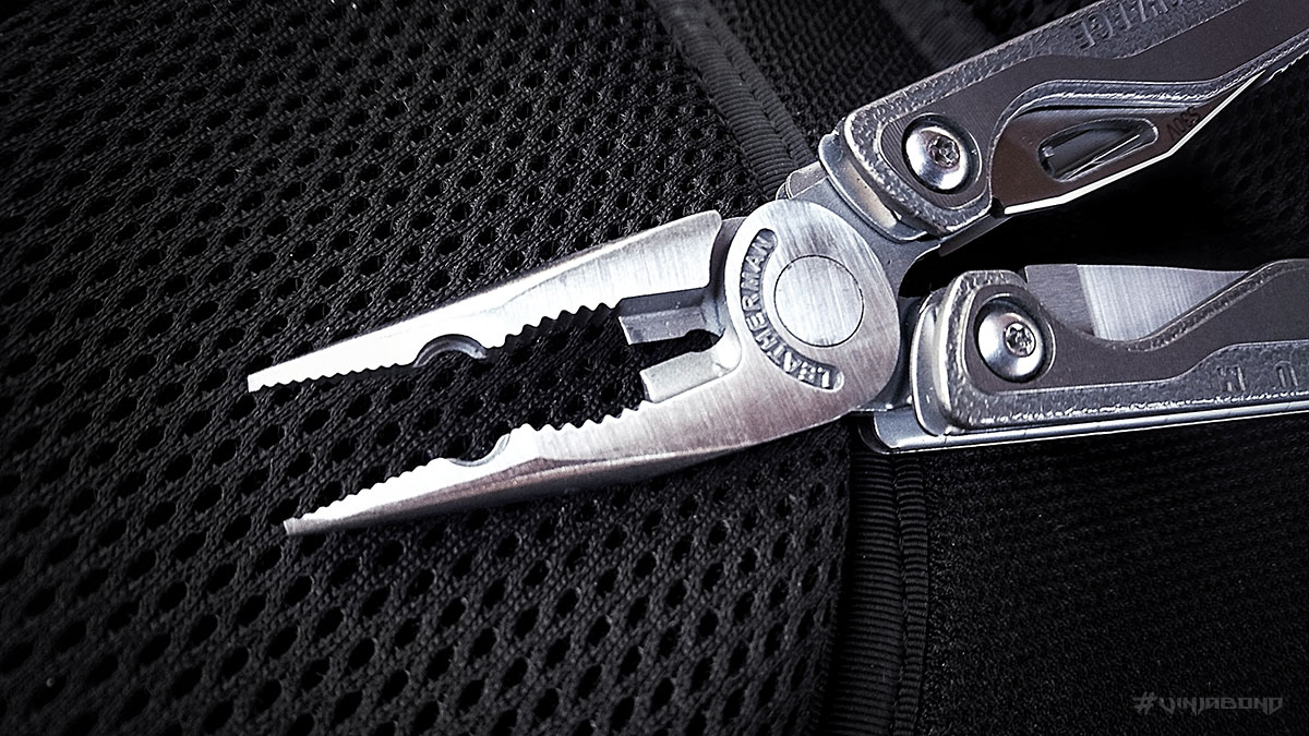 Leatherman Charge TTi Pliers /// VINJABOND