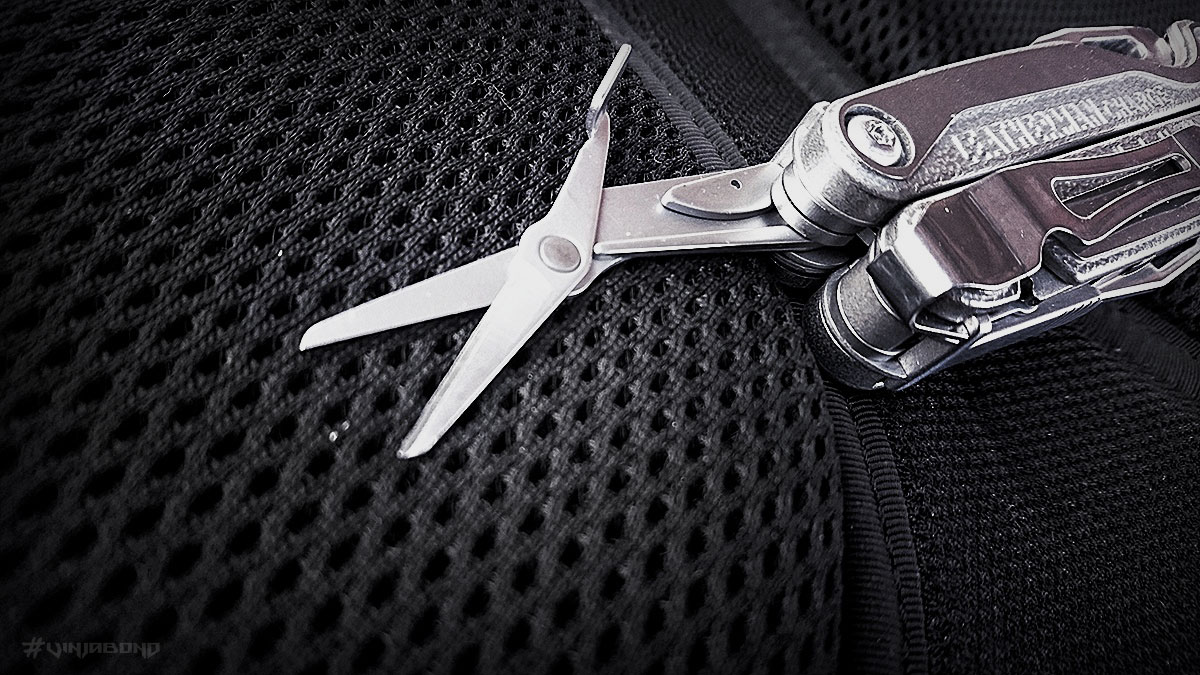 Leatherman Charge TTi Scissors /// VINJABOND