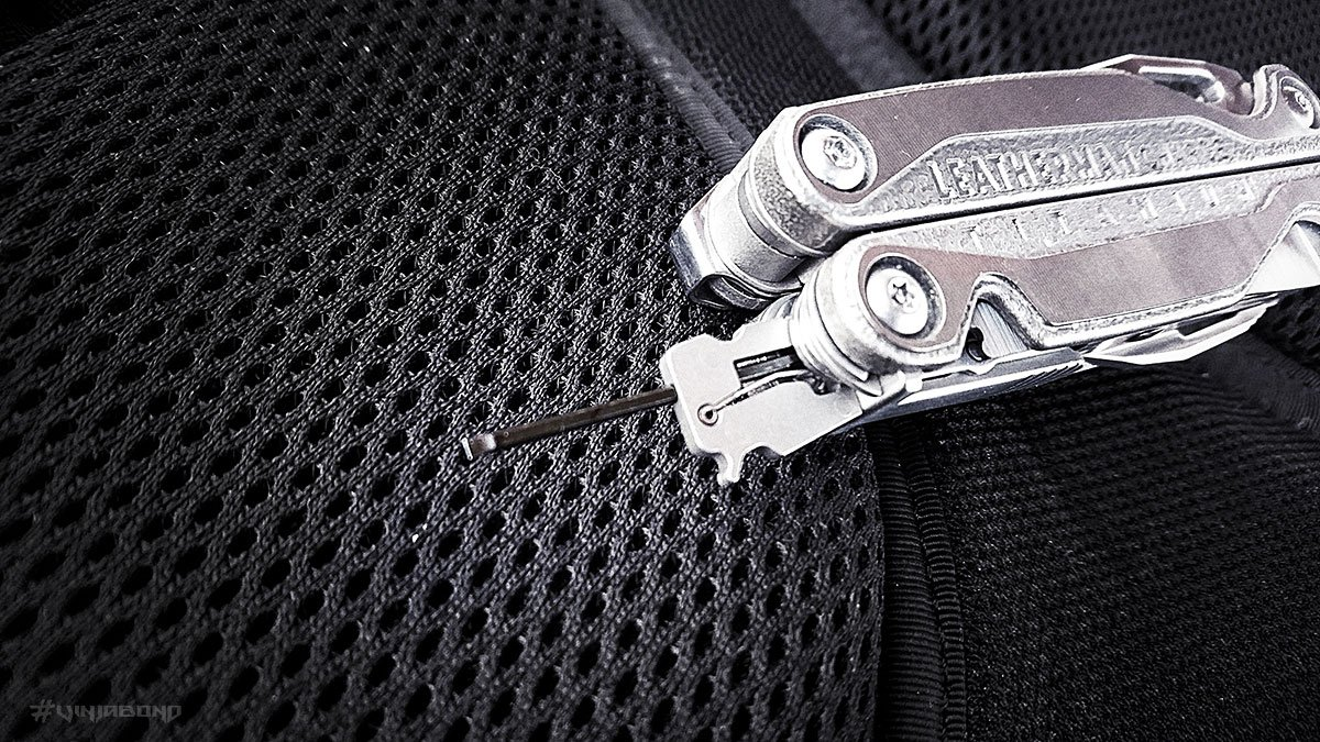 Leatherman Charge TTi Small Bit Driver /// VINJABOND