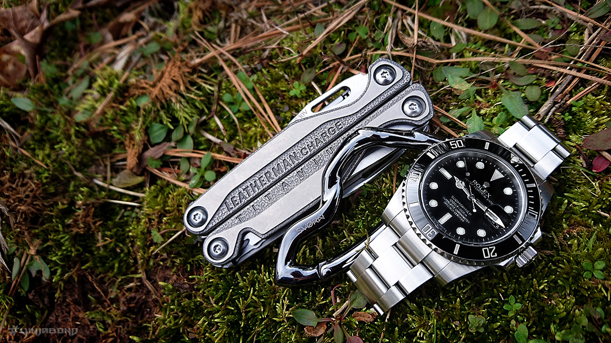 EDC // Charge TTi vs Arcus vs Submariner /// VINJABOND
