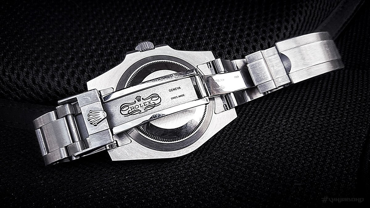 Rolex Submariner Bracelet /// VINJABOND