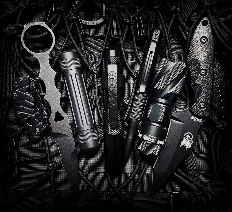 Close Quarters Combat EDC /// VINJABOND